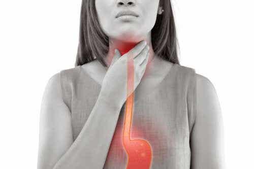 Abitudini che causano il reflusso gastroesofageo