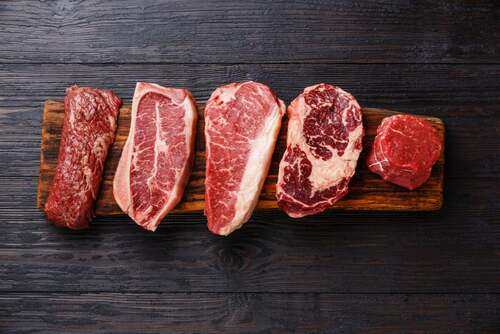 Sindrome alfa gal e tipi di carne rossa.