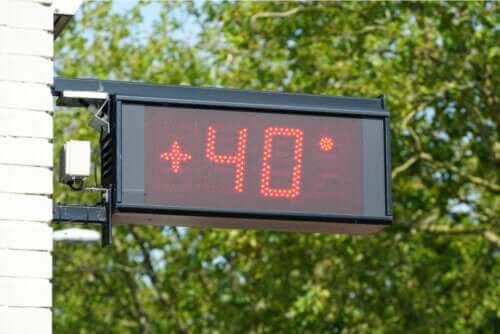 Le temperature estreme influenzano il corpo umano?