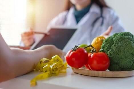 Alimentazione adatta per la menopausa.