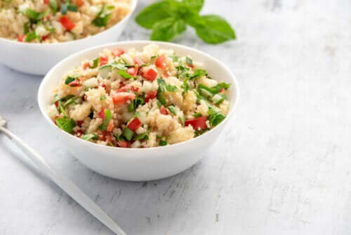 Cuscus con verdure: una ricetta semplice