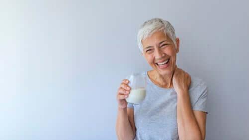 Alimentazione durante la menopausa