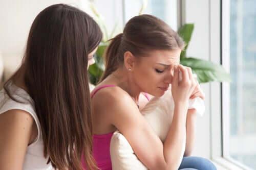 Aiutare una persona ansiosa: 8 consigli