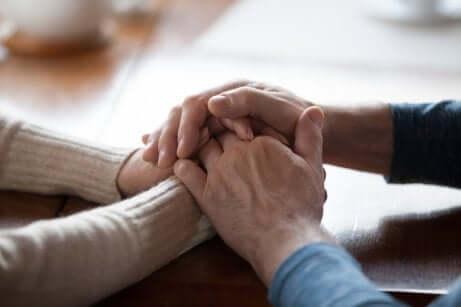È importante sostenere la persona affetta da abulia.