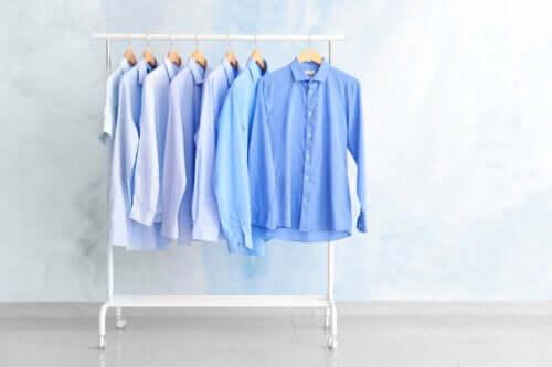 Cura delle camicie: alcuni consigli