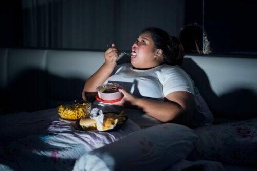 Il ruolo della melatonina nel trattamento dell'obesità