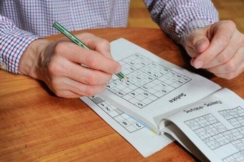 Benefici del sudoku secondo la scienza