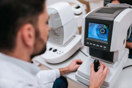 La retinite pigmentosa: di cosa si tratta?