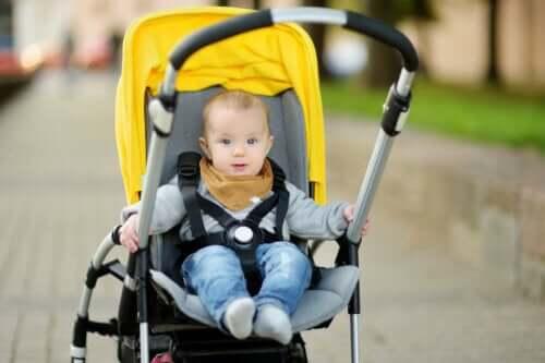 Scegliere il passeggino per il bambino