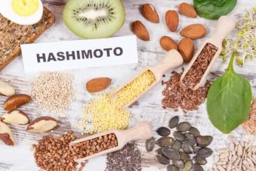 Dieta nella tiroidite di Hashimoto: quali nutrienti?