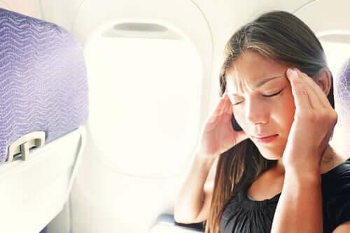 Stress e malessere in aereo: come evitarli?