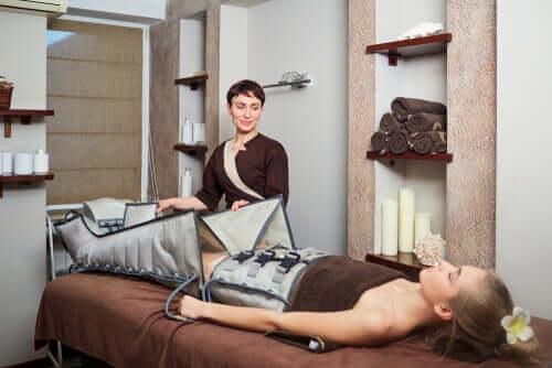 Pressoterapia: definizione e benefici