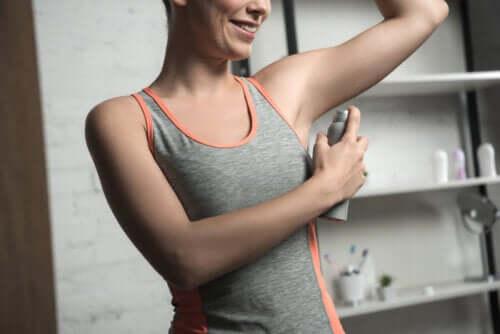 I deodoranti: con o senza sali di alluminio?