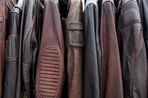 Pulire una giacca di pelle: 5 consigli