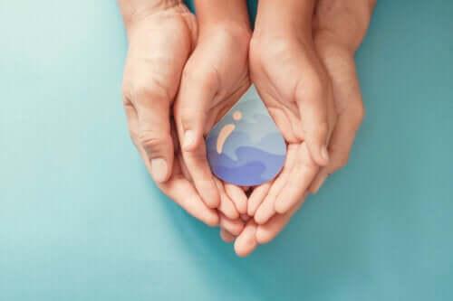 22 marzo, Giornata Mondiale dell'Acqua #Water2me