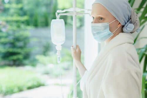 Paziente oncologico.