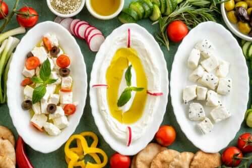 Ricetta del labneh, delizioso formaggio a base di yogurt