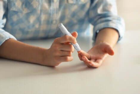 Terapia insulinica.