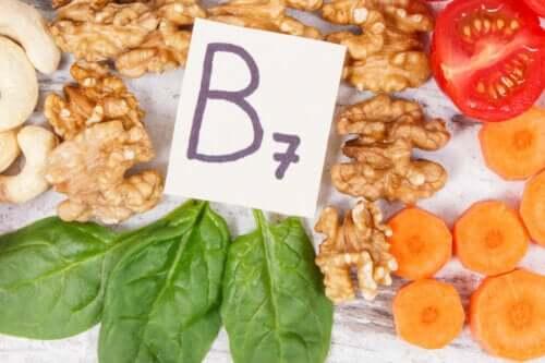 La biotina: cos'è e quali funzioni svolge?