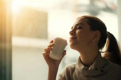 Effetti della caffeina sul cervello.