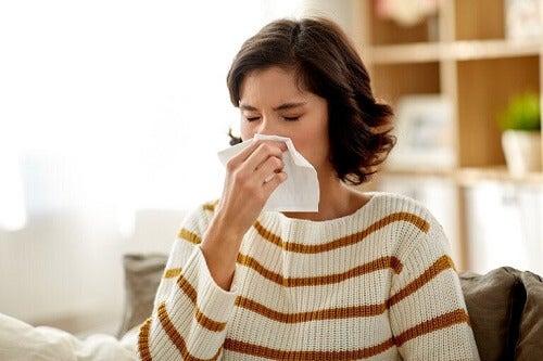 Prevenire raffreddore e catarro: tutte le regole