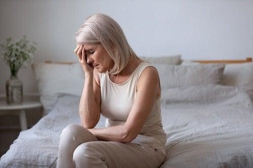 Gli squilibri ormonali in menopausa
