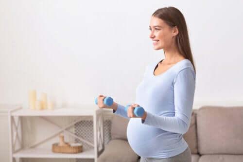 Attività fisica in gravidanza: si può fare?