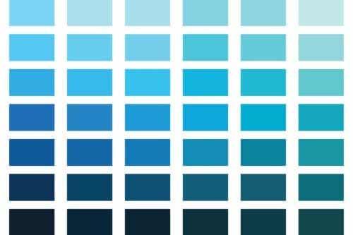 Significato del colore blu in psicologia
