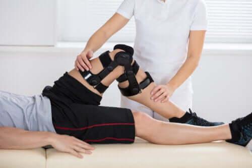 Lesioni del legamento crociato posteriore: cause