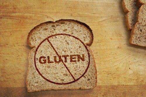 Pane gluten free.