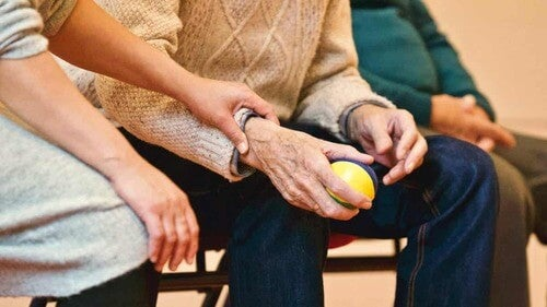 Il Parkinson negli anziani.