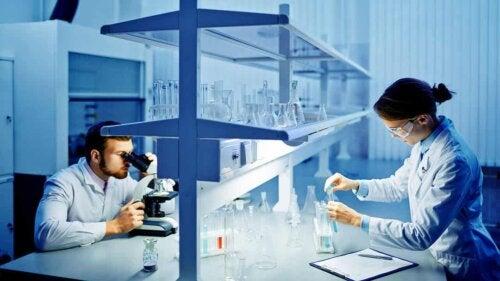 Biopsia della tiroide: analisi di laboratorio.