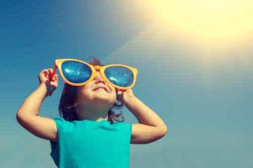 Fotoprotezione nell'infanzia: cosa bisogna sapere?