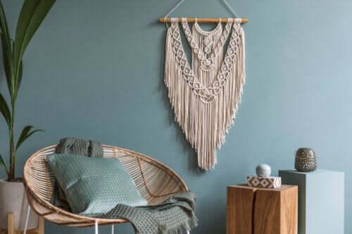 Idee per decorare casa con le frange