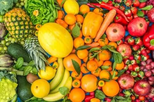 Frutta e verdura aumentano l'aspettativa di vita