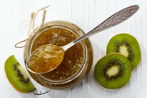 Marmellata di kiwi: una ricetta semplice