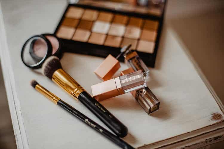 Prodotti per il make up.