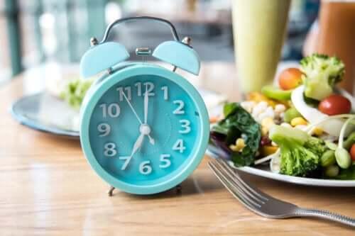 Il momento migliore per mangiare