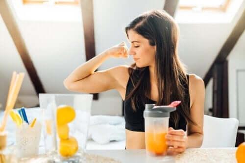 Bevande ipertoniche: cosa sono e quando berle?