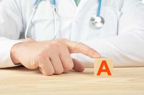 Vitamina A.