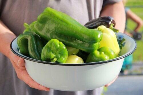 Coltivare i peperoni sul balcone: come fare