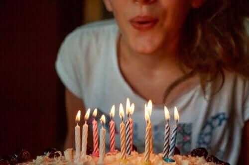 Festeggiare il compleanno in modo originale