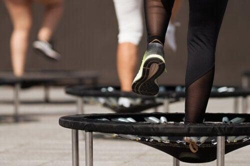 Jumping fitness: che cos'è e come si pratica?