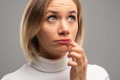 Cambiamenti nel colore delle labbra: cosa significano?