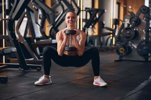 Aumentare la profondità degli squat