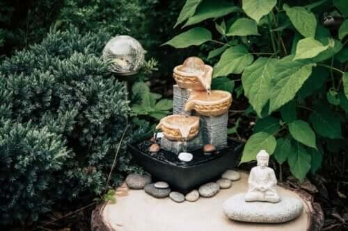 Giardino zen: benefici e cure necessarie