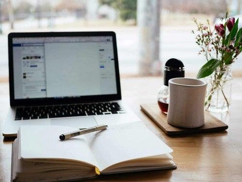 Studiare online.