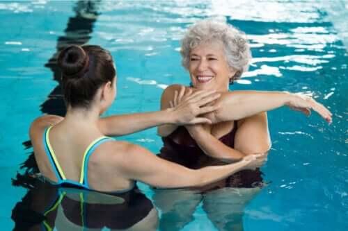 I benefici del nuoto per la nostra salute
