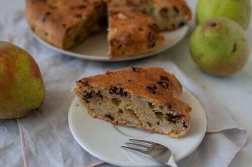 La torta di pere: ricetta per prepararla in casa