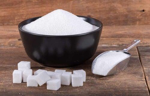 Zollette di zucchero.